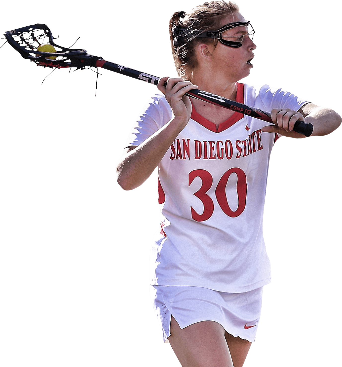 Women's lacrosse student-athlete