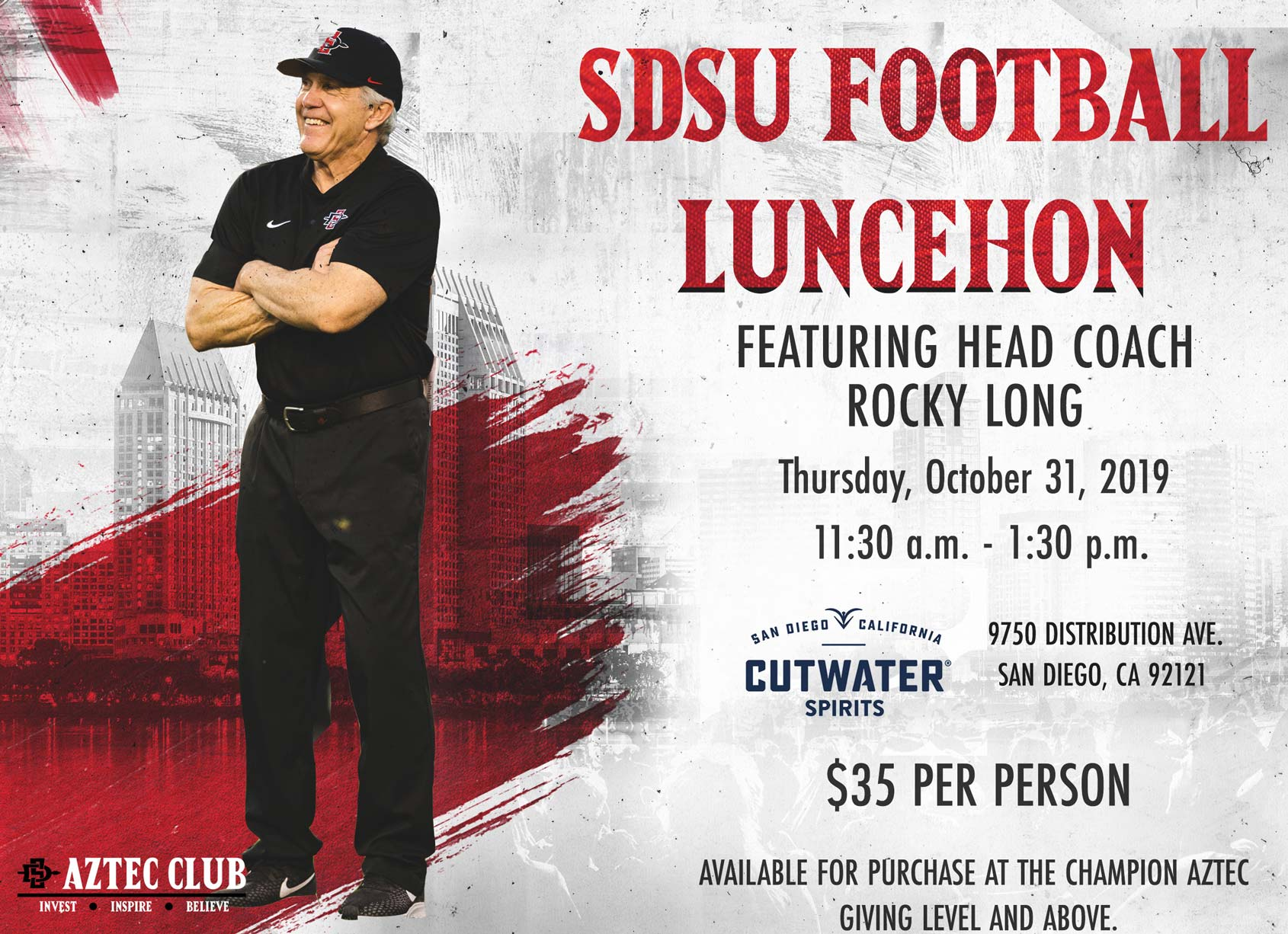 SDSU Football Luncheon
